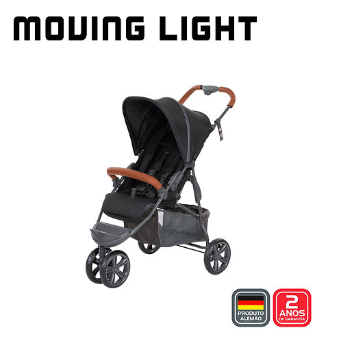 Moving Light Woven BLACK