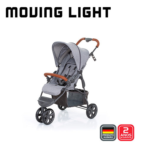 Moving Light Woven GREY
