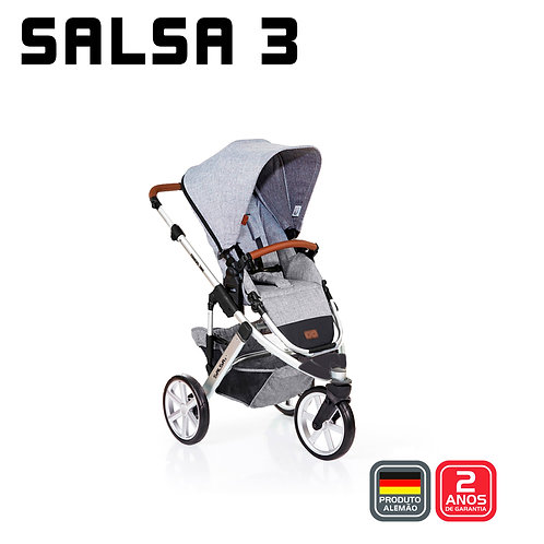 Salsa 3 GRAPHITE GREY