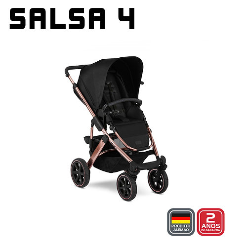 Salsa 4 ROSE GOLD Diamond