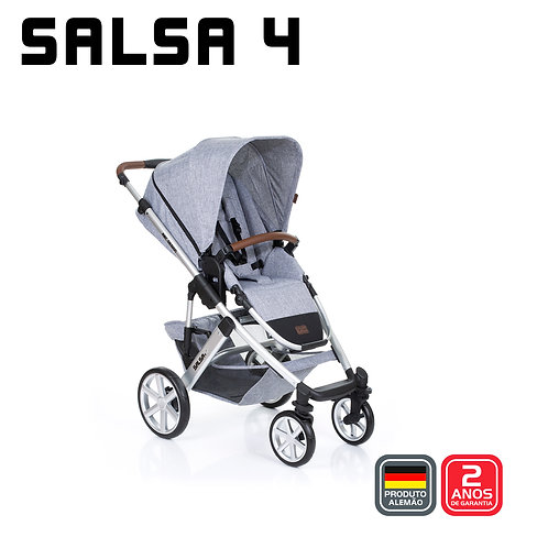 Salsa 4 GRAPHITE GREY