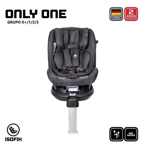 Cadeira para Auto Only One GRAVEL (Black)