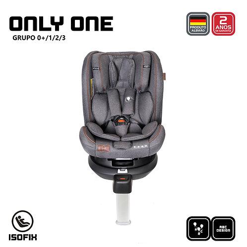 Cadeira para Auto Only One ASPHALT