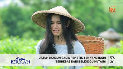 JATUH BANGUN GADIS PEMETIK TEH YANG INGI