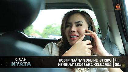 KN - HOBI PINJAMAN ONLINE ISTRIKU MEMBUAT SENGSARA KELUARGA 05.jpg