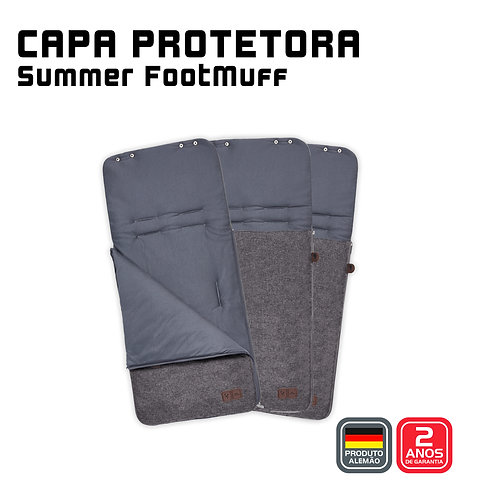Summer Footmuff (Capa protetora + Saco de Dormir) STREET