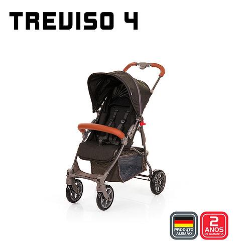 Treviso 4 Woven BLACK