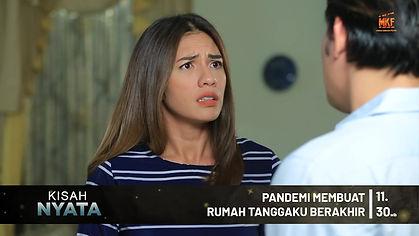 KN - PANDEMI MEMBUAT RUMAH TANGGAKU BERA