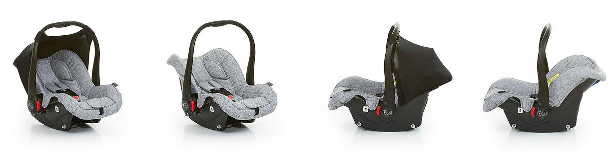 Bebê Conforto RISUS Graphite Grey