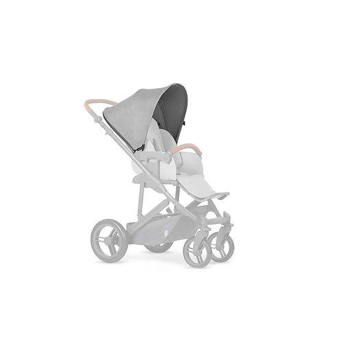 Capota MERANO 4 Woven Grey - 2020