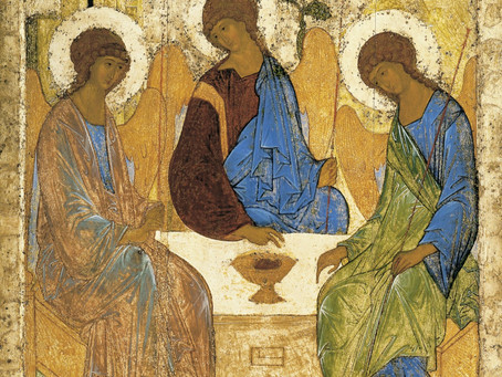 A prayer to the Trinity for protection