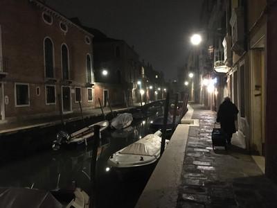 L'ambiance de Venise à Noël