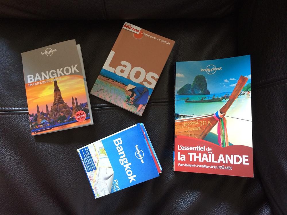 Guides Thaïlande Laos