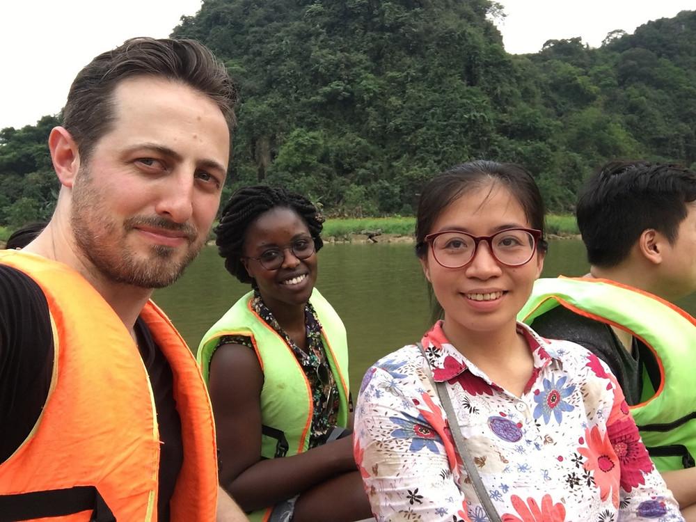 Lan Anh, notre guide à Tam Coc