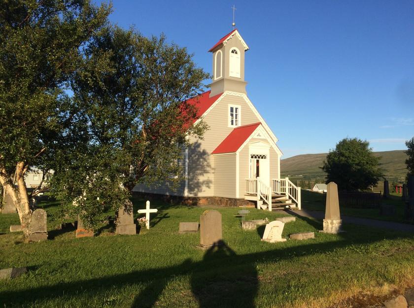 Eglise de Reykholt