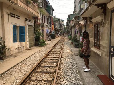 Hanoï Street Train