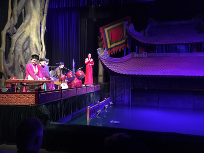 Thang Long Puppet Theater