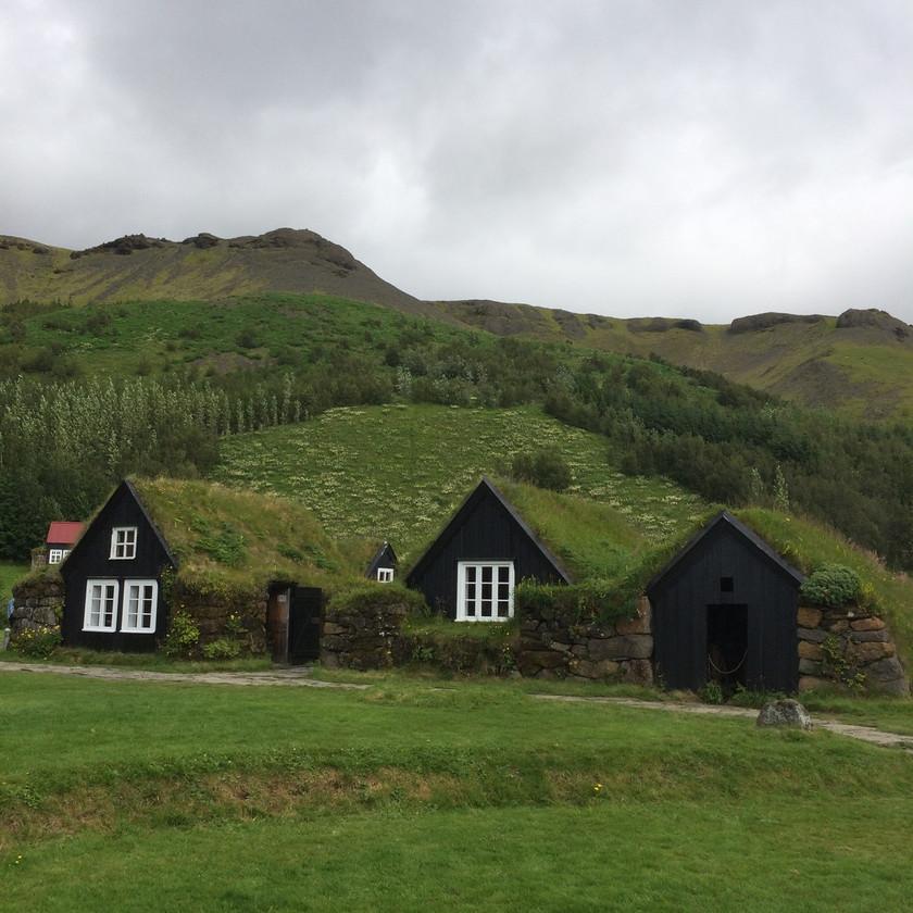 Le musée de Skogar