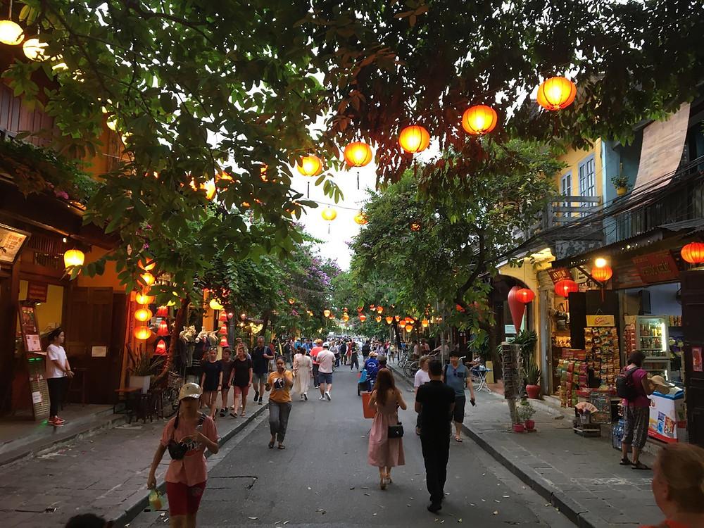 Les ruelles de Hôi An