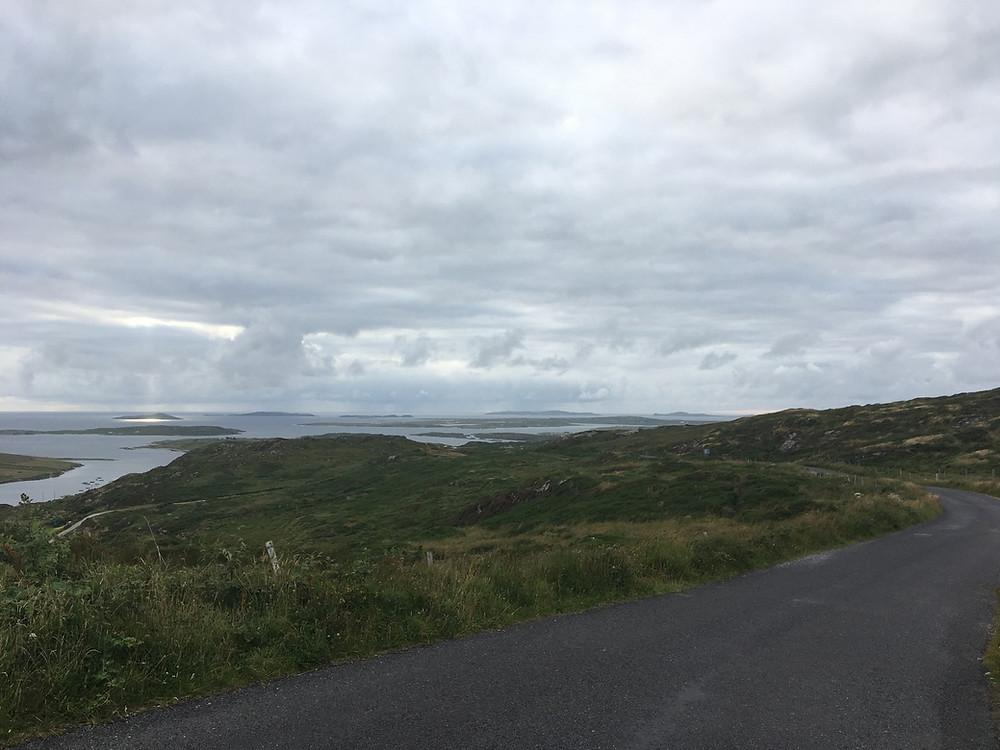 Loop Sky Road à Clifden