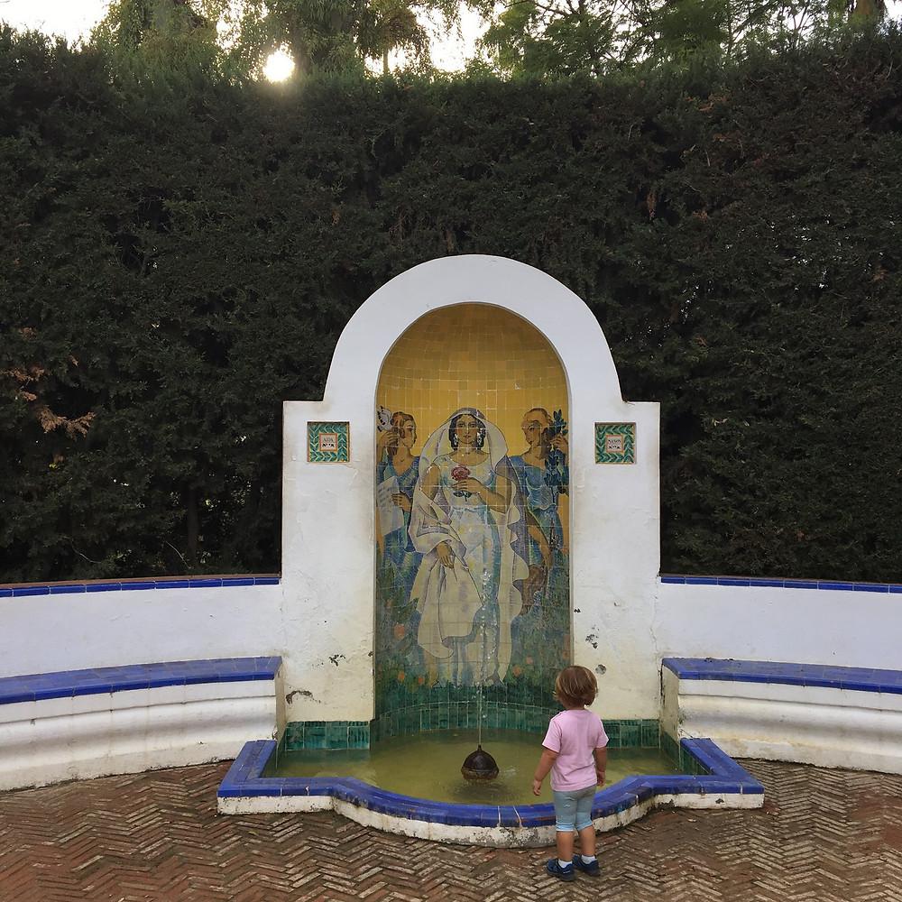 Le Parque de Maria Luisa