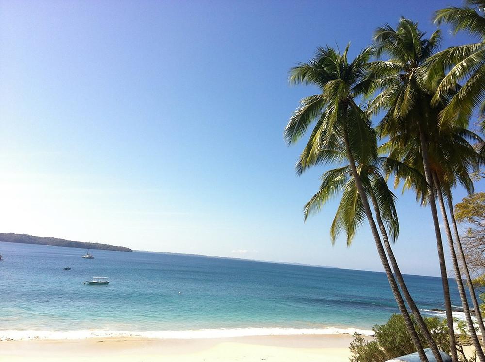 Les plages d'Isla Contadora