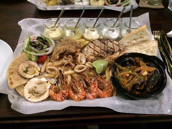 Le plateau dégustation du Mis Restaurant à Hôi An