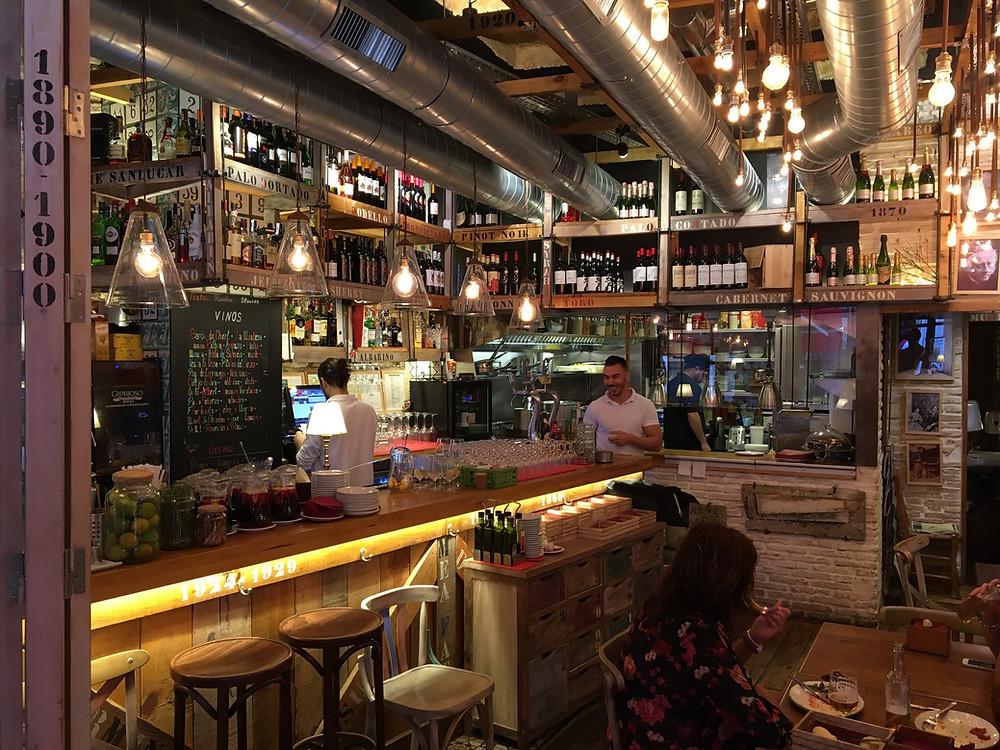 Bar Augustin à Séville