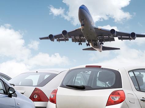Trouver un parking pas cher près de l'aéroport