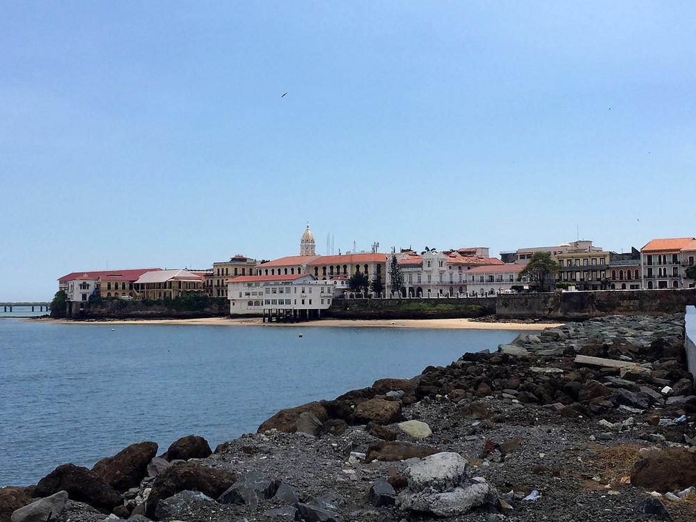 Le centre historique de Panama City