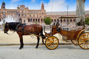 La visite en calèche de Séville : une pas si bonne idée que ça