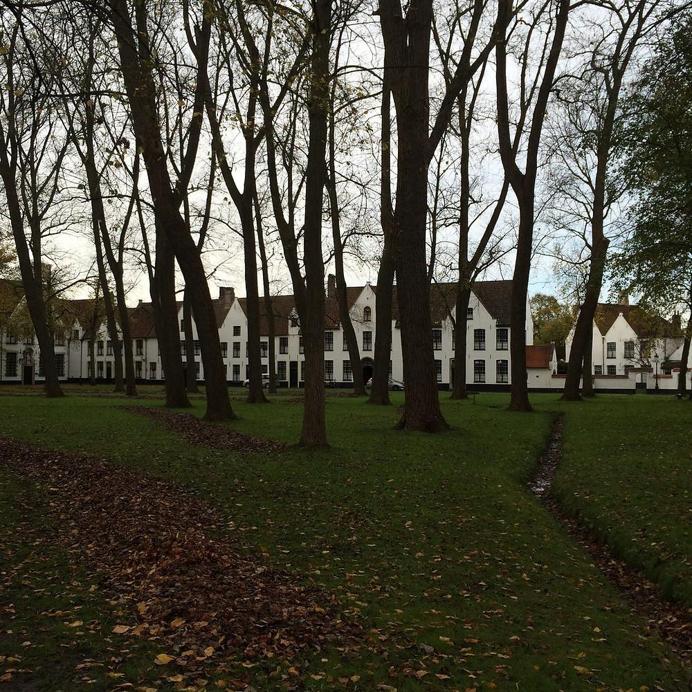 Béguinage à Bruges