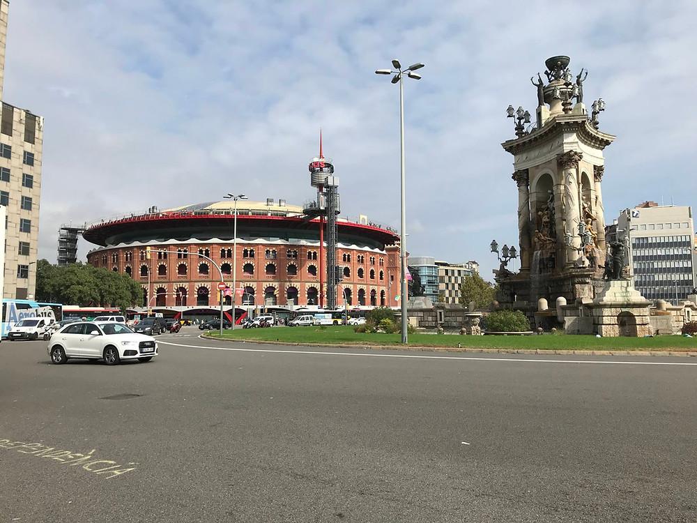 La Place d'Espagne
