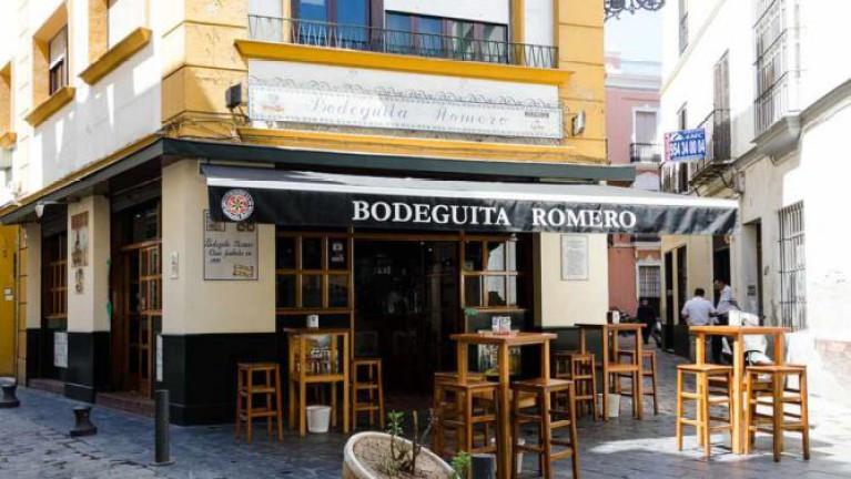 Bodeguita Romero à Séville