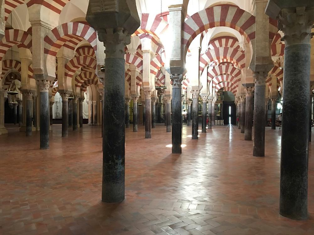 La mosquée-cathédrale de Cordoba