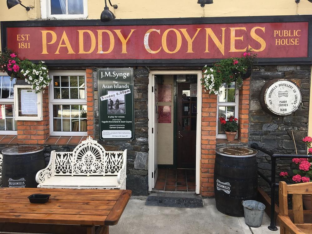 Paddy Coyne's