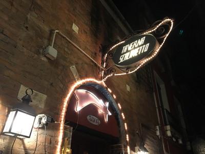 La Taverna Scalinetto à Venise