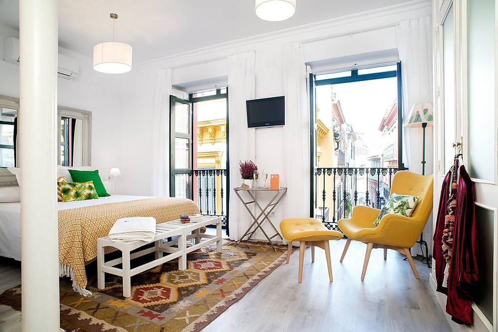 Notre Airbnb à Séville