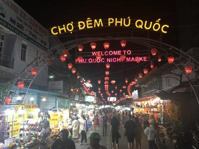 Le Night Market de Phu Quoc