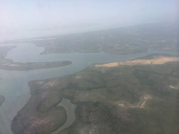 Le grenier du Sénégal autour du fleuve Casamance