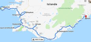 Notre road trip en Islande