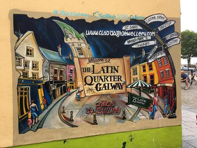 Quays Street - Dublin
