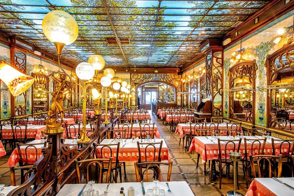 Le restaurant Bouillon Chartier