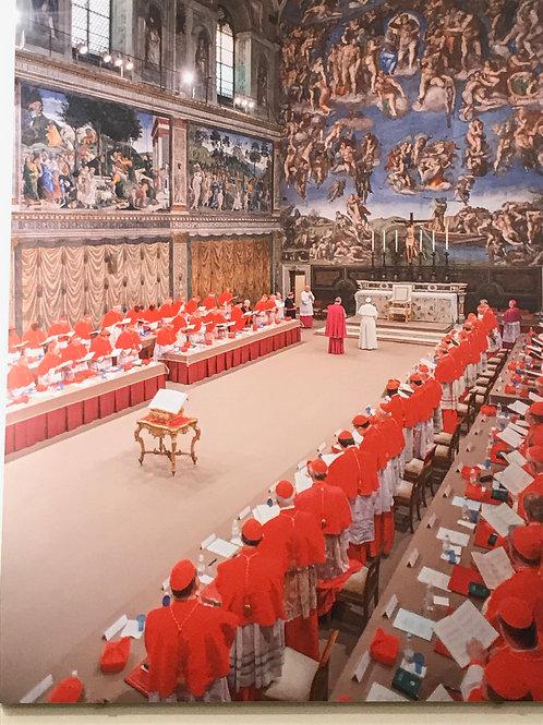 Découverte de la cité du Vatican depuis Civitavecchia
