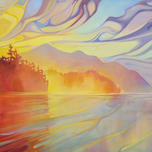 Tofino Sunrise