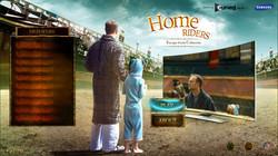 Home Riders - Escape From Coliseum