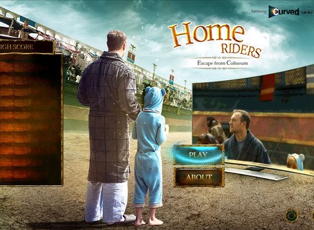 Post Mortem: Home Riders - Escape From Coliseum