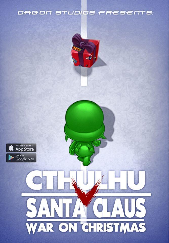 Cthulhu V Santa Claus