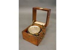 Mahogany Cased Chronometer