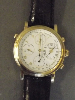 Longines Chronographic Watch